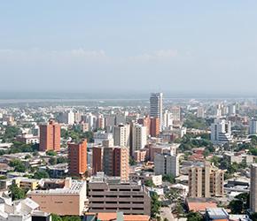 vuelos de Bogotá a Barranquilla